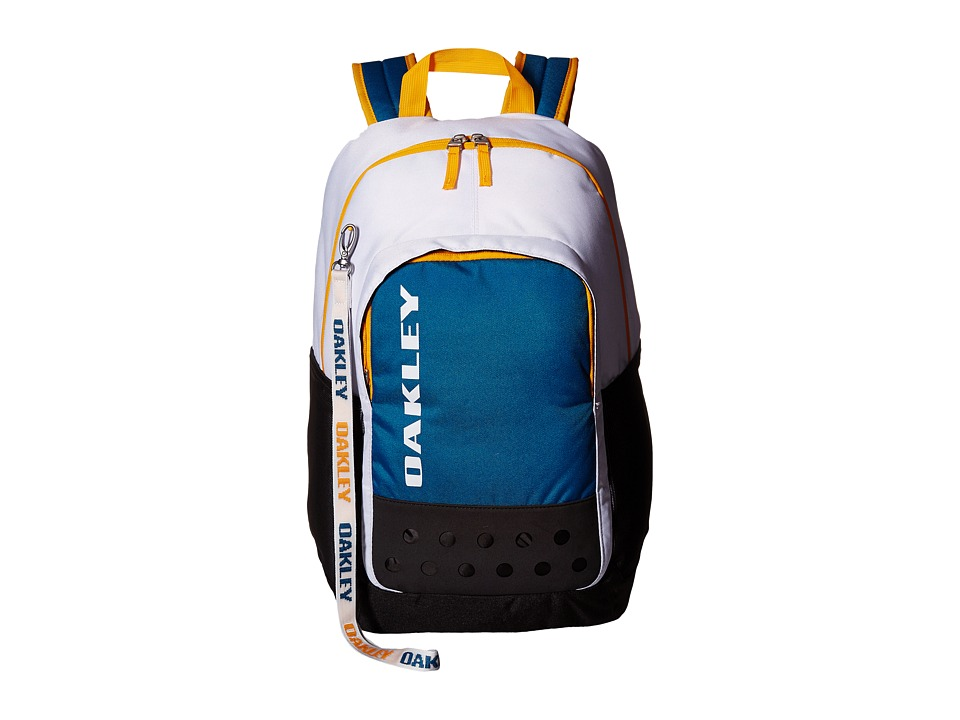 Oakley - Lanyard Pack Backpack (Moroccan Blue) Backpack Bags