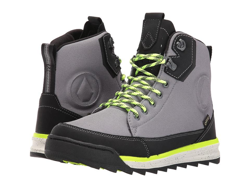 Volcom Roughington GTX Boot (Black Combo) Men