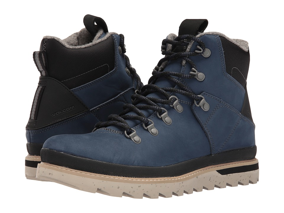 Volcom - Outlander (Midnight Blue) Men's Hiking Boots