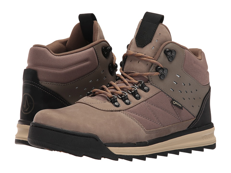 Volcom - Shelterlen GTX Boot (Chestnut Brown) Men's Lace-up Boots