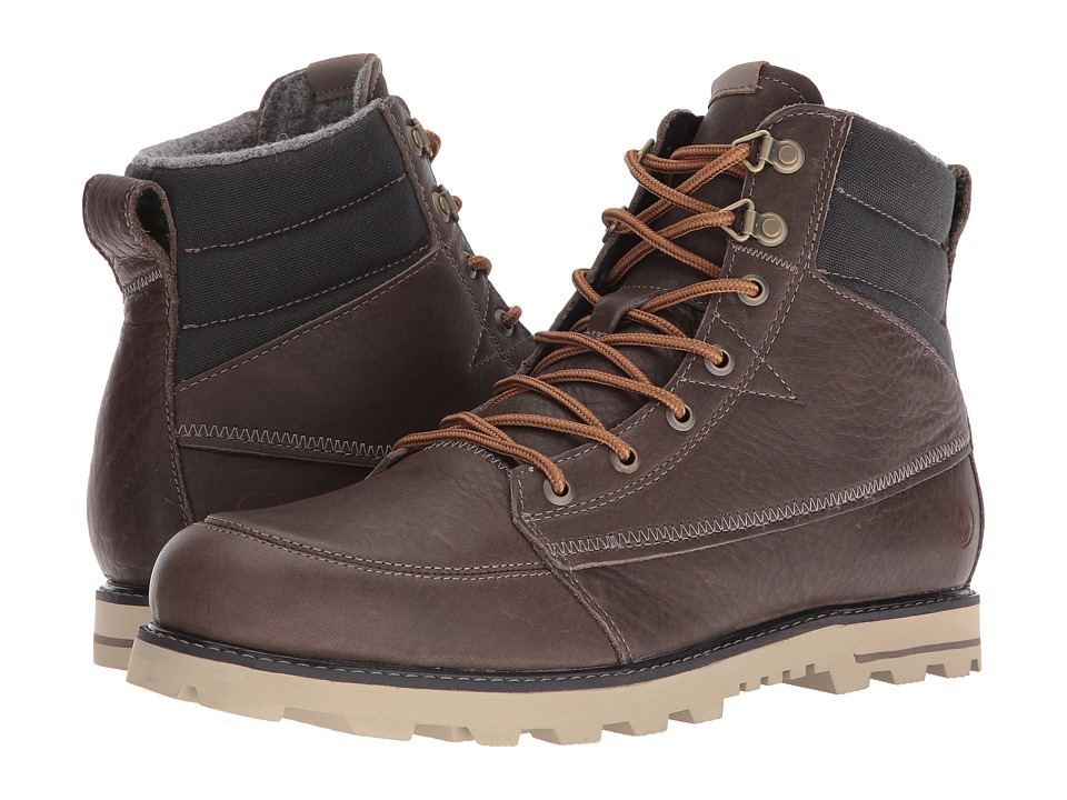 Volcom - Sub Zero 2 (Chestnut Brown) Men's Lace-up Boots