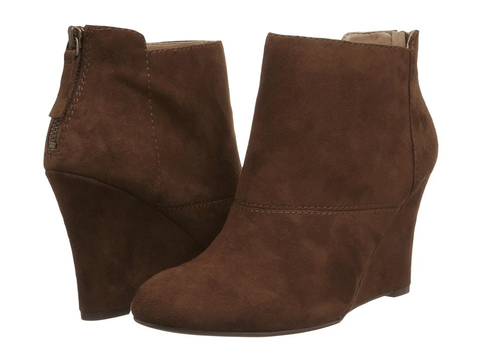 Nine West - Optimistic (Brown Suede) Women's Boots