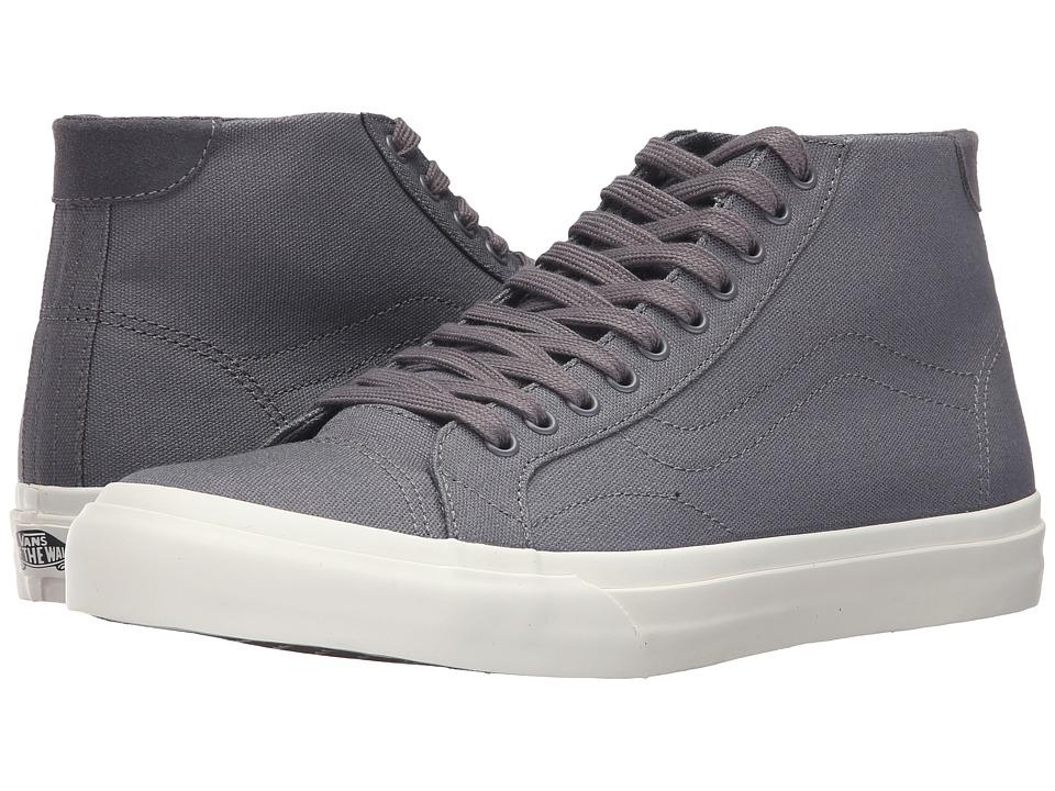 Vans - Court Mid ((Canvas) Tornado) Men's Skate Shoes