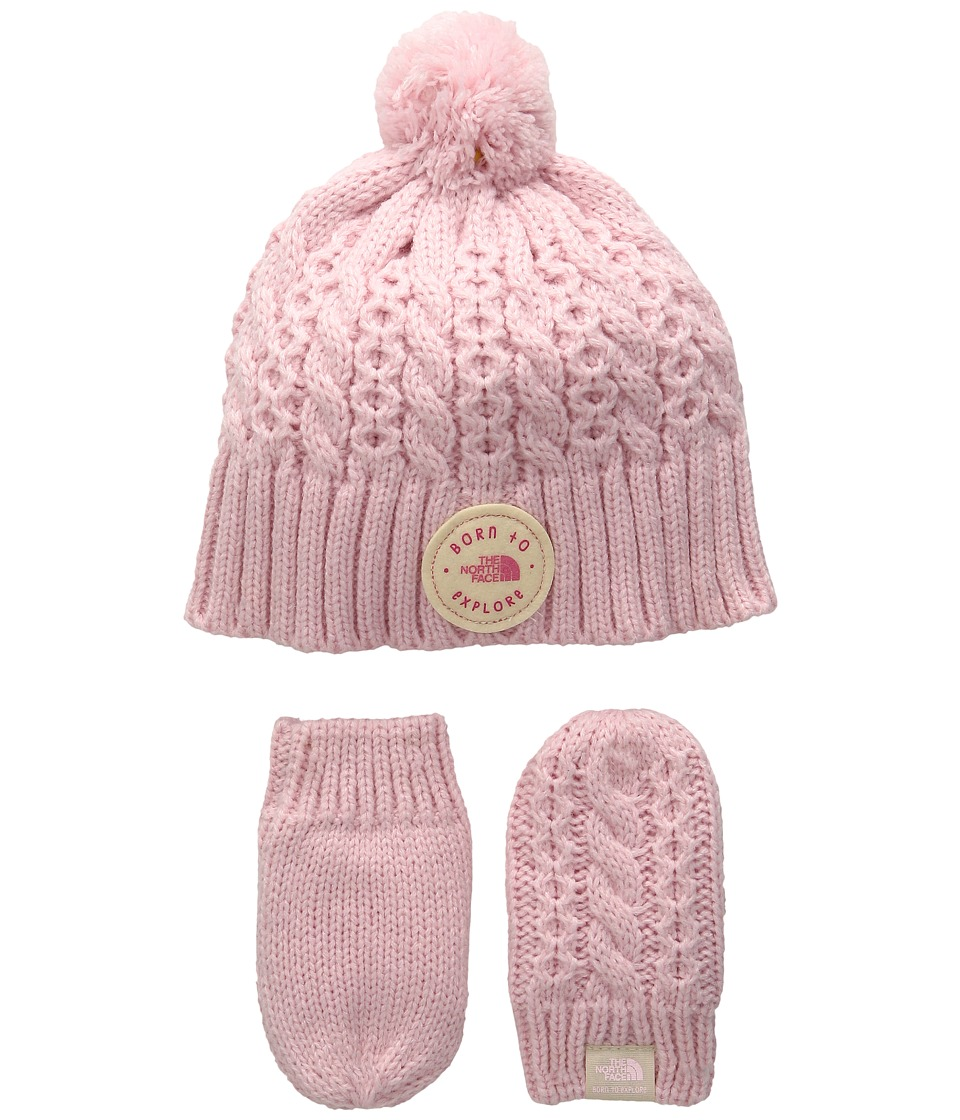 The North Face Kids - Minna Collection (Infant) (Coy Pink) Beanies