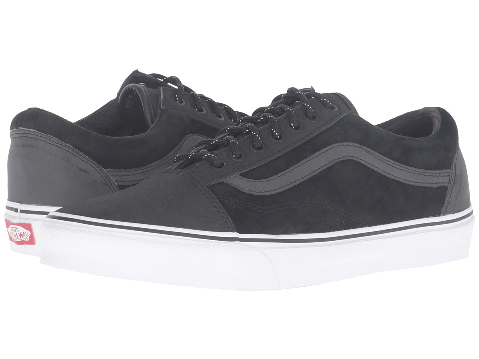 Vans - Old Skool Reissue DX ((Transit Line) Black/Reflective) Men's Skate Shoes