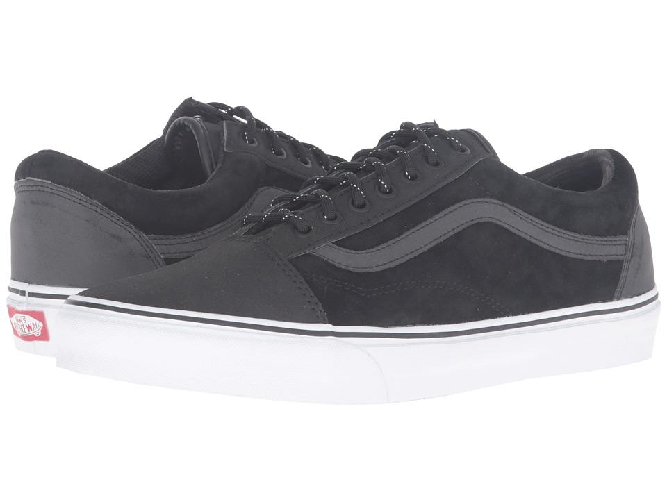 Vans - Old Skool Reissue DX ((Transit Line) Black/Reflective) Men's Skate Shoes