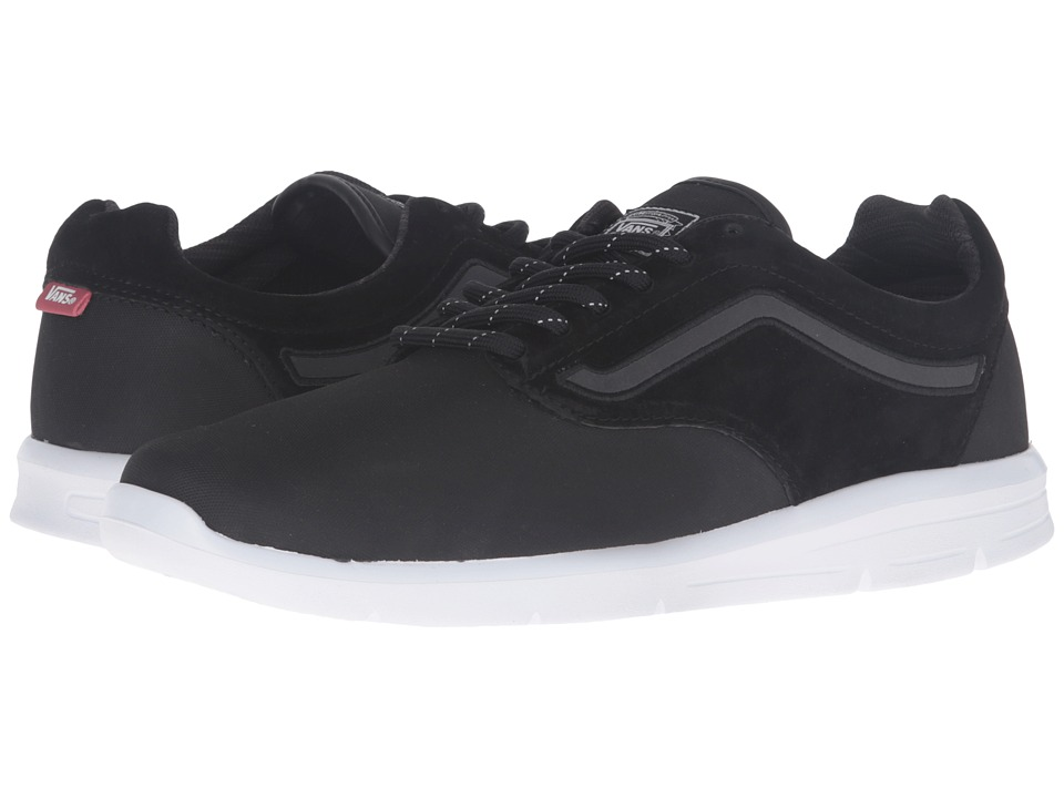 Vans - ISO 1.5 ((Transit Line) Black/Reflective) Men's Skate Shoes