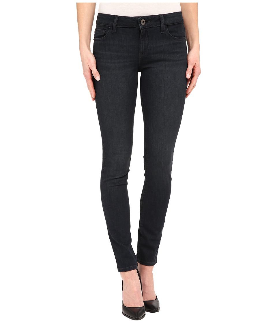 DL1961 - Coco Curvy Straight Leg Jeans in Tornado (Tornado) Women's Jeans