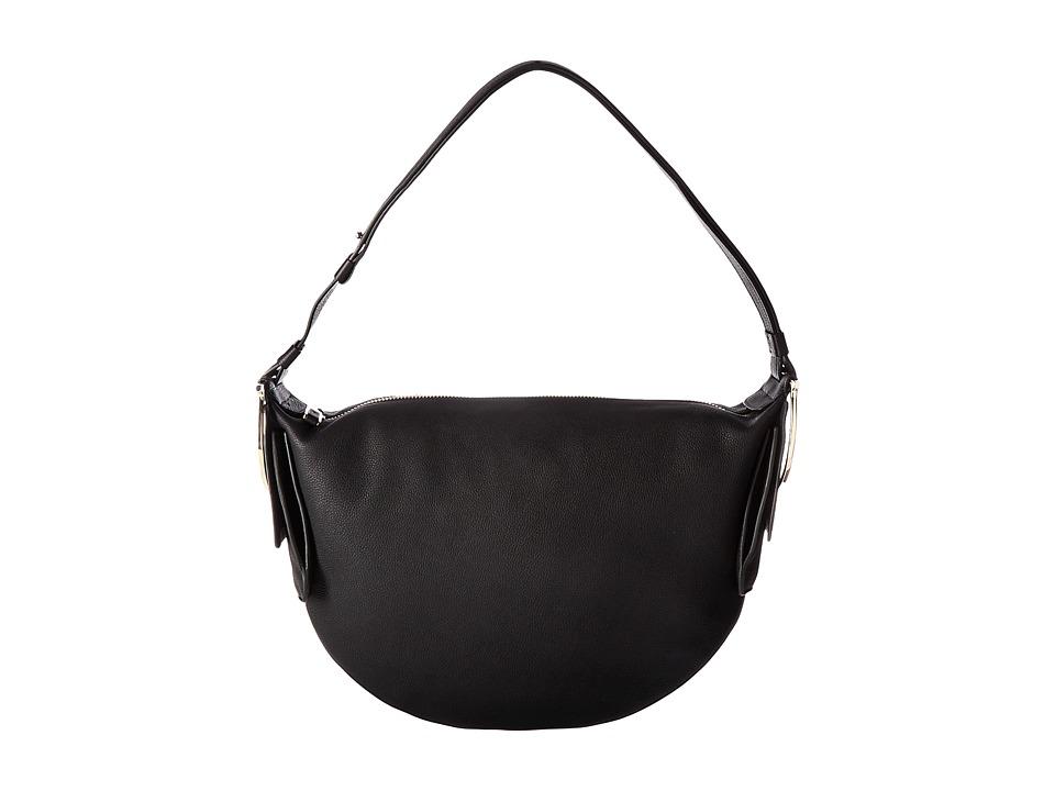 Salvatore Ferragamo - Badia (Nero/Nero) Handbags