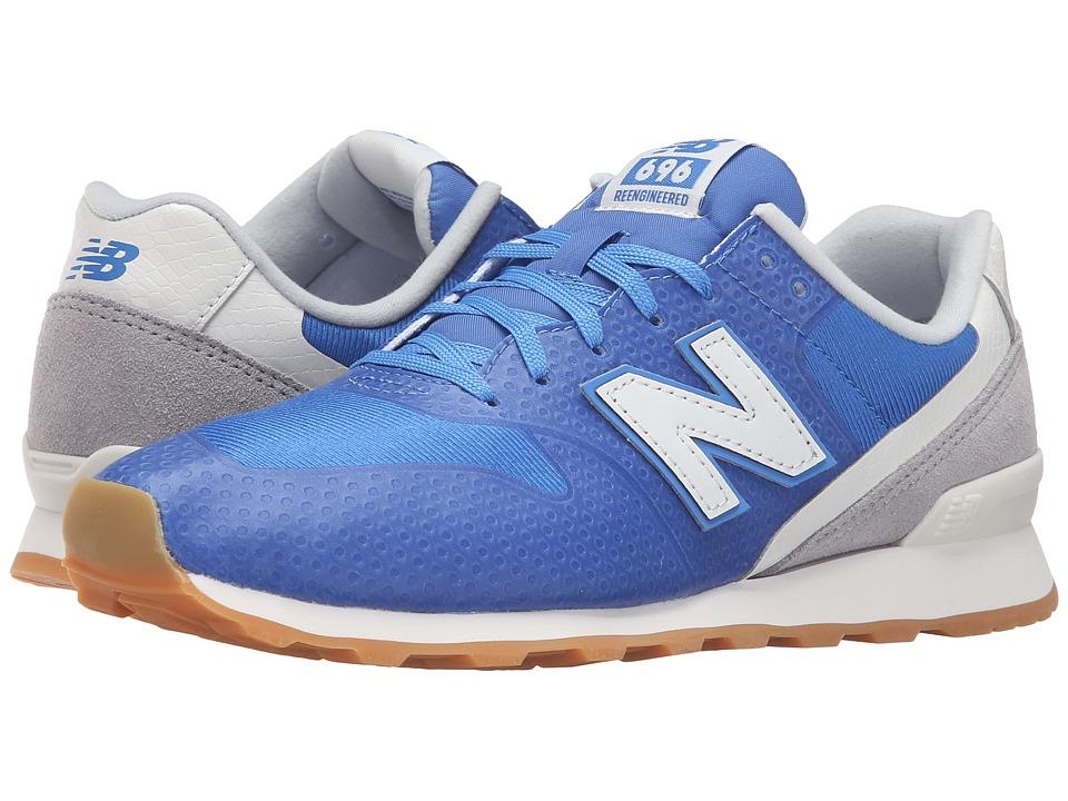New Balance Classics - W696 (Blue/Grey) Women's Classic Shoes