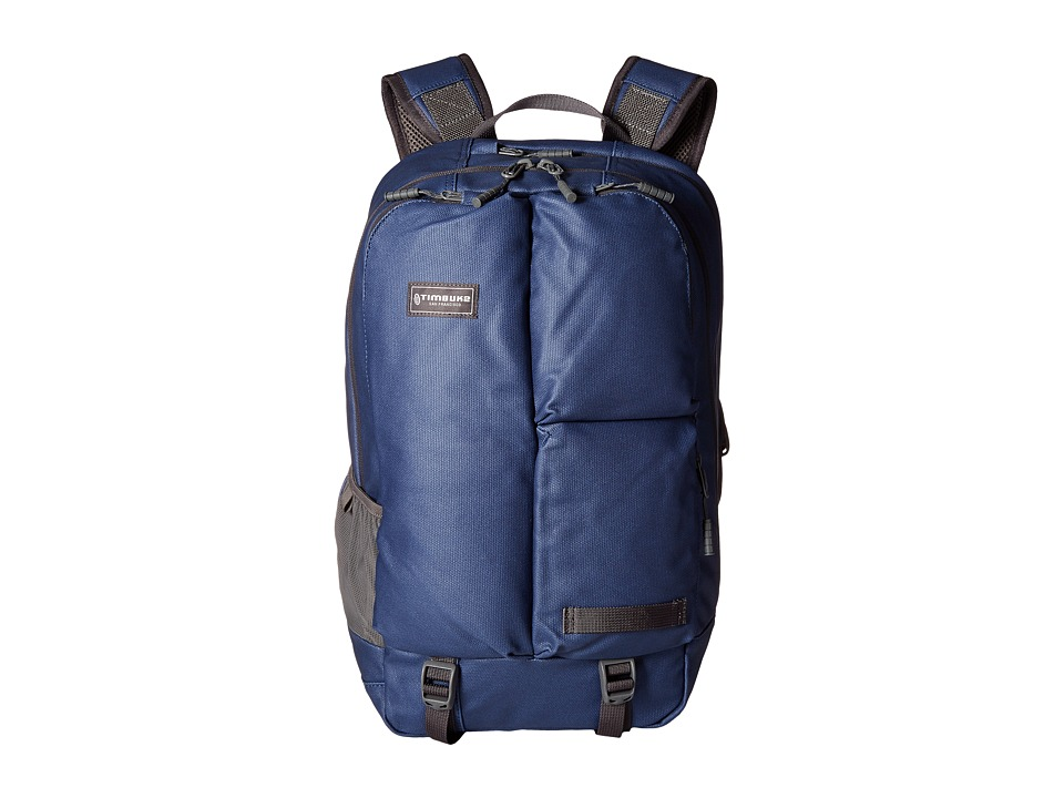 Timbuk2 - Showdown Backpack (Heirloom Waxy Blue) Backpack Bags