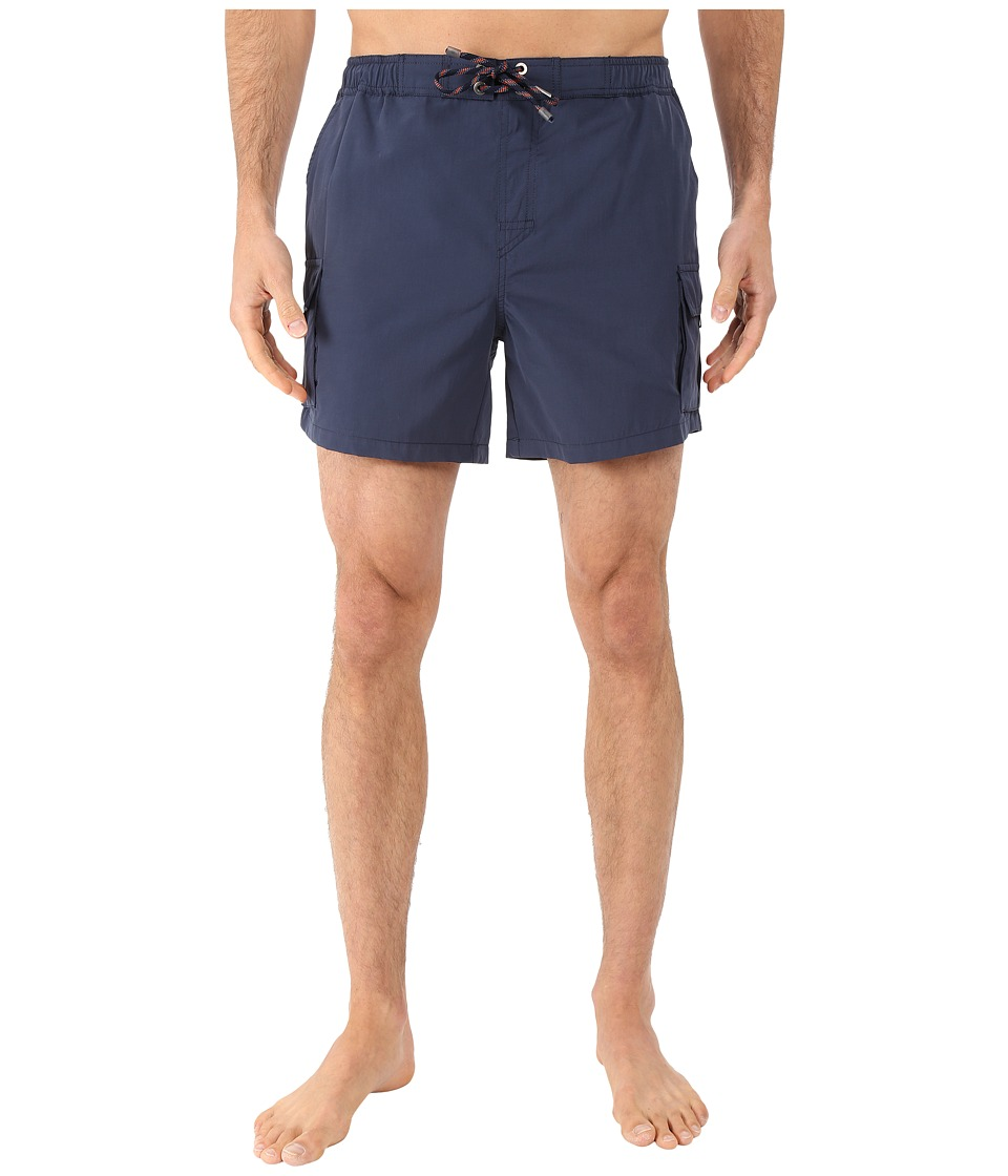 BOSS Hugo Boss - Bull Shark 10190995 (Navy) Men's Swimwear