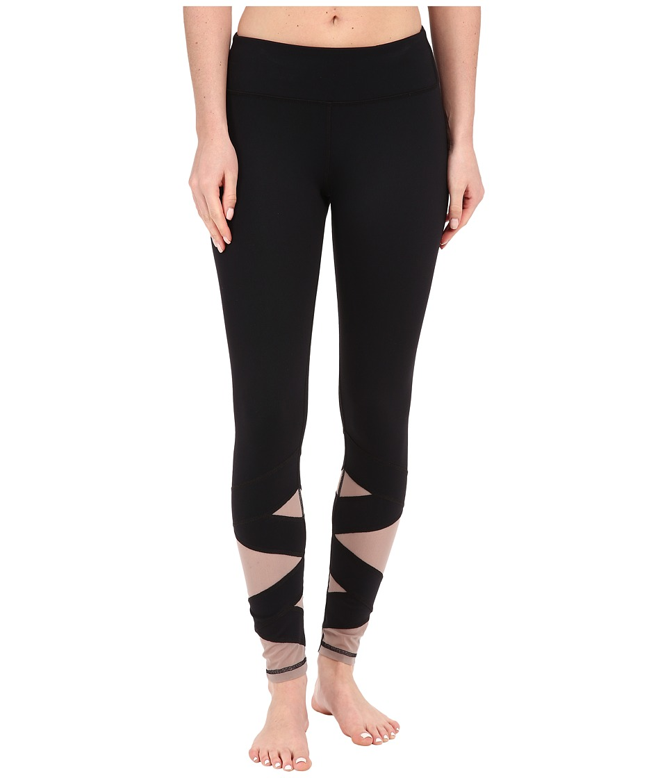 Tonic - Siren Leggings (Black/Taupe) Women's Casual Pants