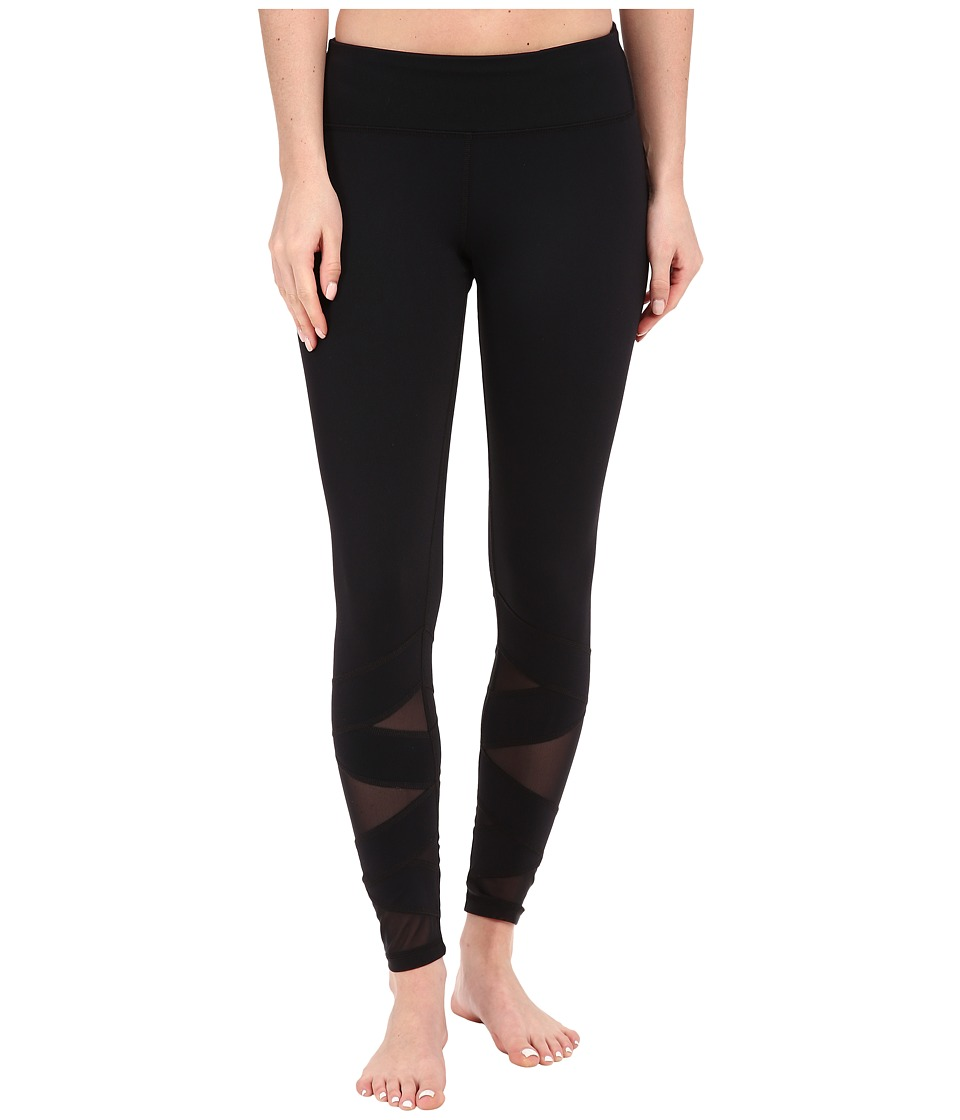 Tonic - Siren Leggings (Black) Women's Casual Pants