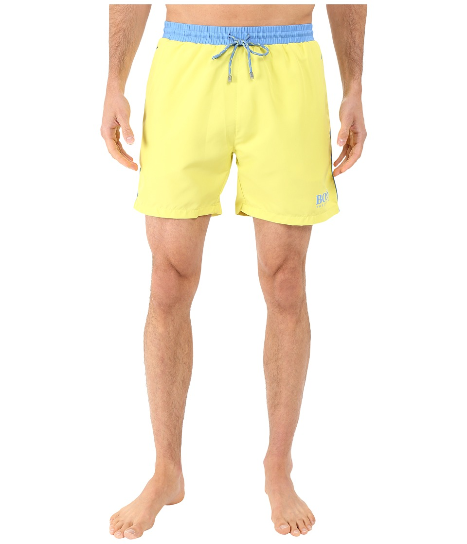 BOSS Hugo Boss - Starfish 10149099 01 (Bright Yellow) Men's Swimwear