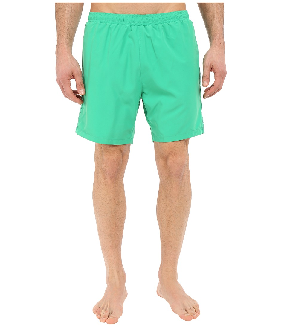 BOSS Hugo Boss - Seabream 10180964 01 Swim Shorts (Green) Men's Swimwear