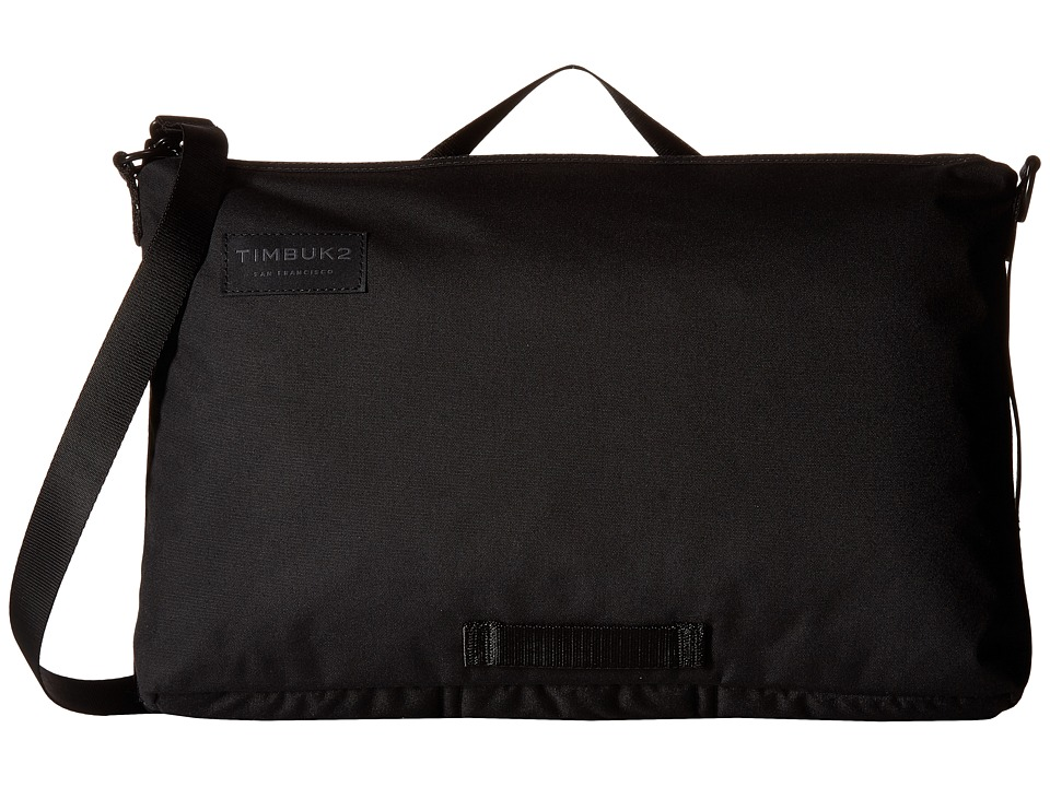 Timbuk2 - Heist Briefcase (Jet Black) Briefcase Bags