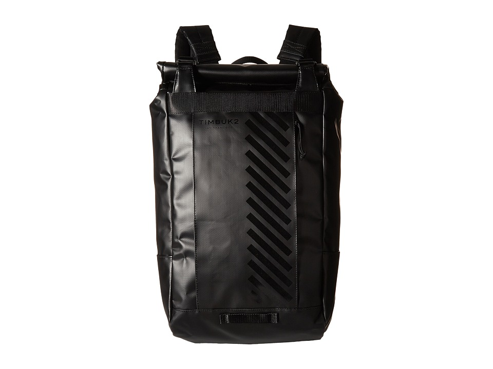 Timbuk2 - Heist Roll-Top RF (Jet Black) Bags