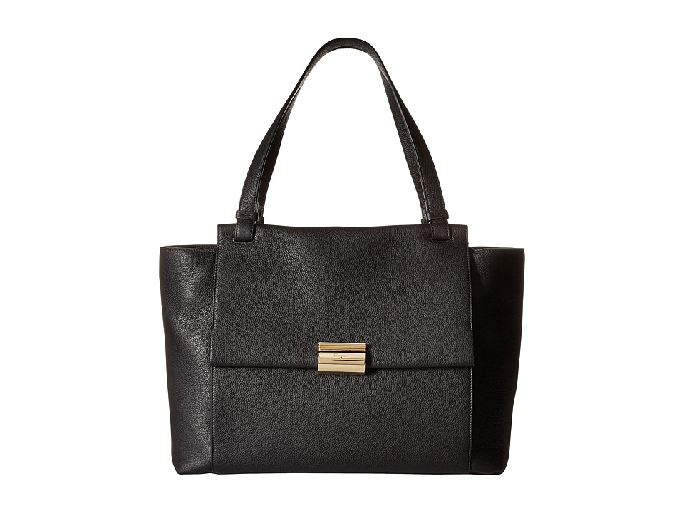 Salvatore Ferragamo - Bitter (Nero/Nero) Handbags