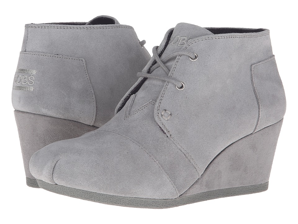 BOBS from SKECHERS High Notes Behold (Gray) Women