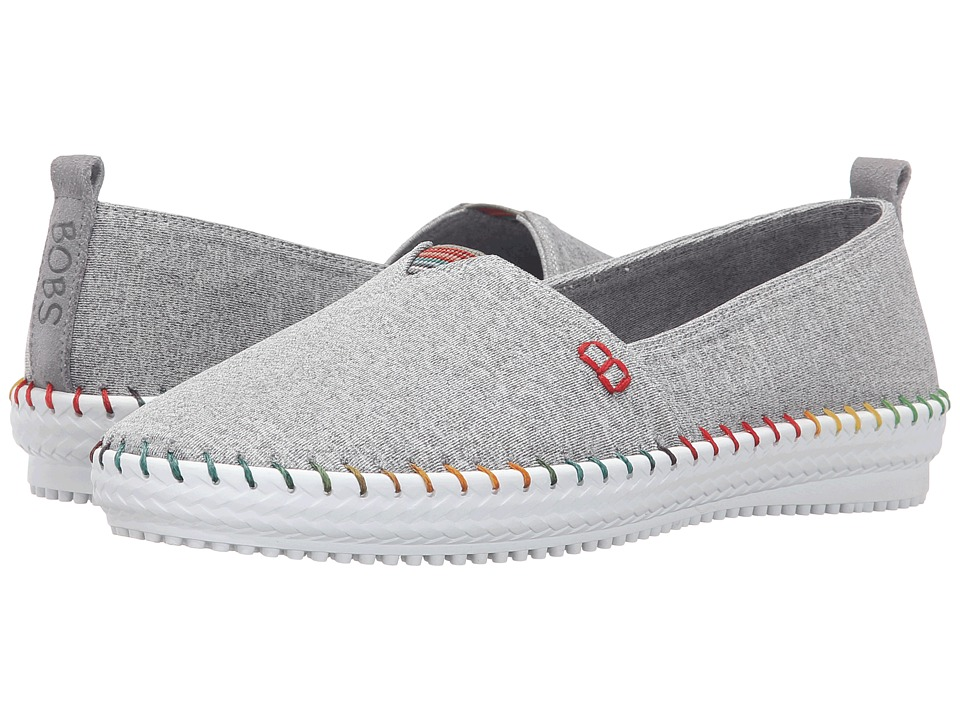 BOBS from SKECHERS Spotlights (Gray) Women