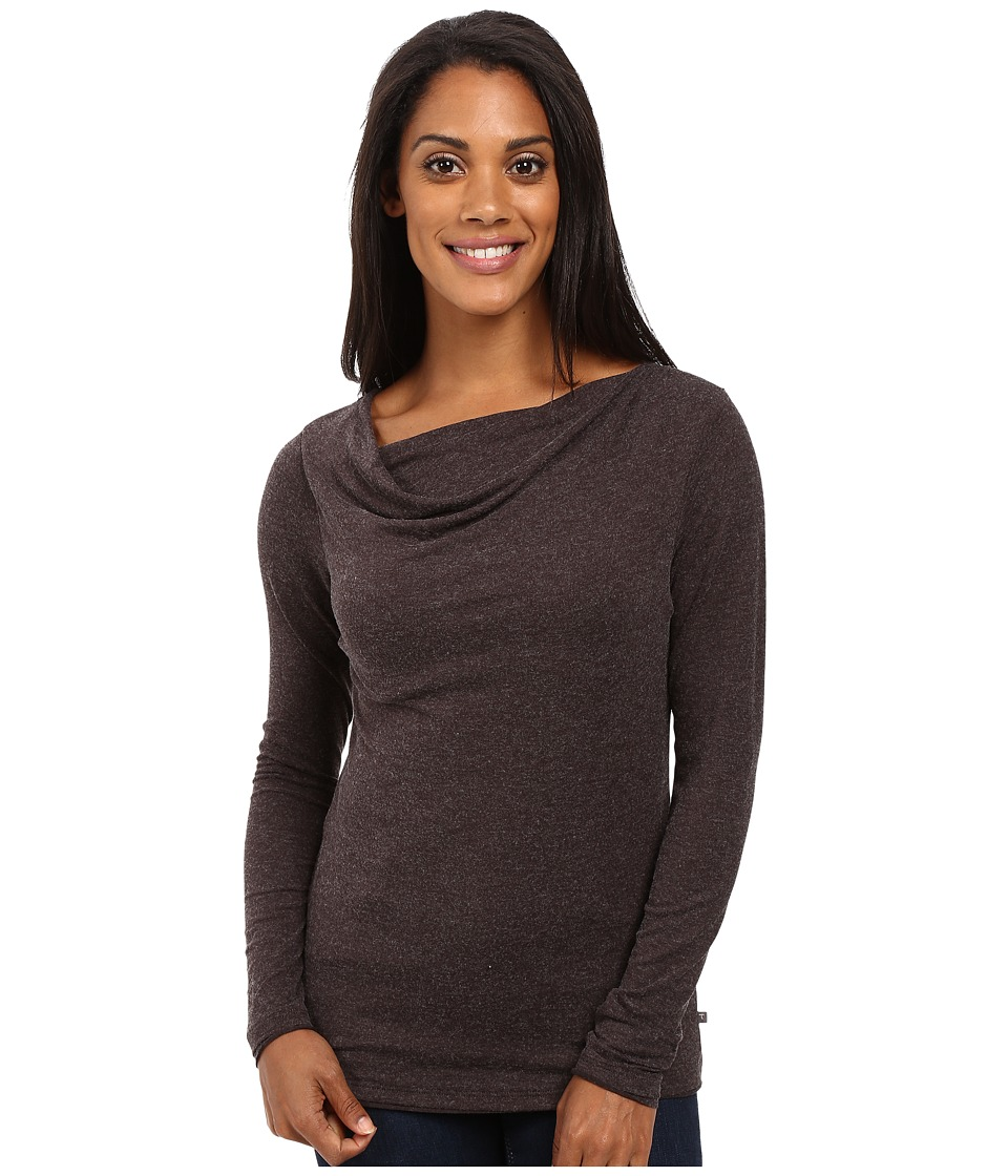 Toad&Co - Revery Long Sleeve Top (Buffalo) Women's Clothing
