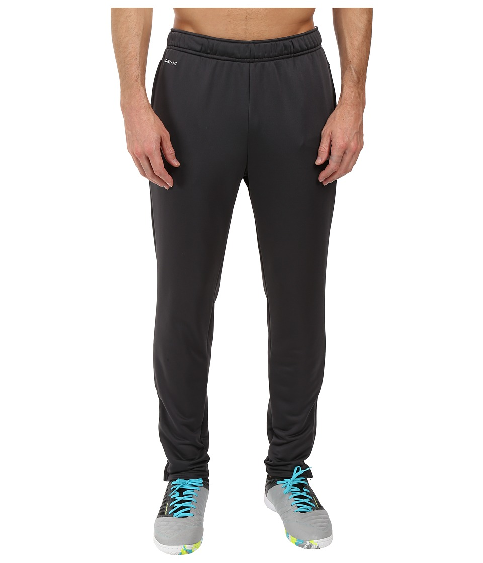 Nike - Academy Tech Pant (Anthracite/White) Men's Workout