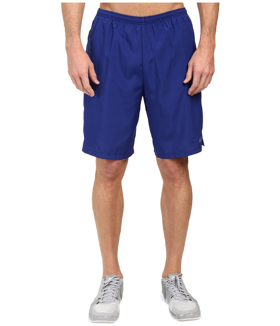 Nike - 9 Challenger Short (Deep Royal Blue/Obsidian/Reflective Silver) Men's Shorts