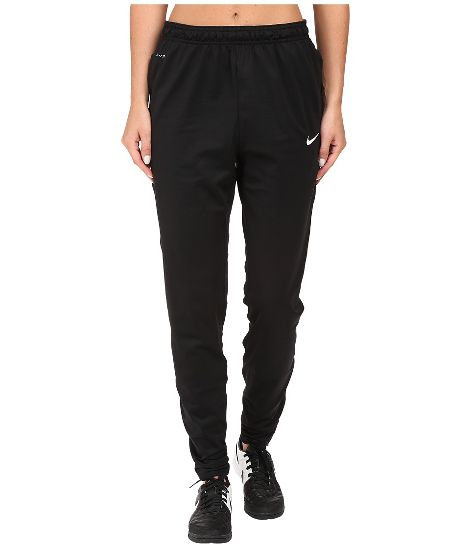 Nike - Dry Soccer Pant (Black/White/White) Women's Casual Pants