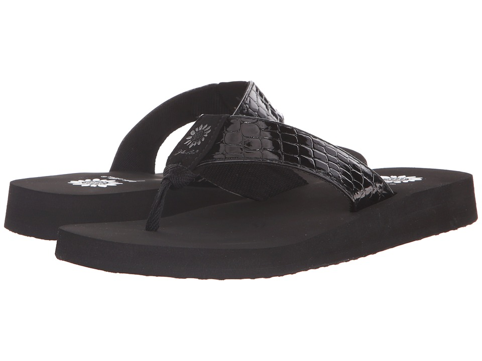 Yellow Box - Wenda (Black) Women's Sandals