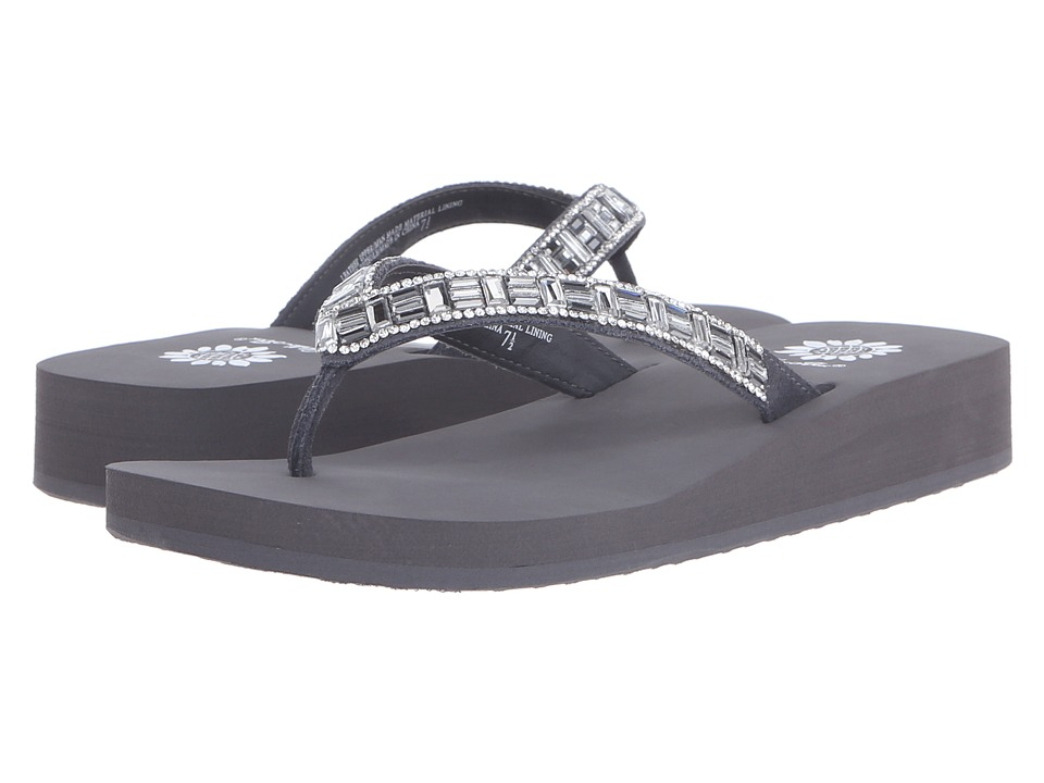 Yellow Box - Pleasant (Gray) Women's Sandals