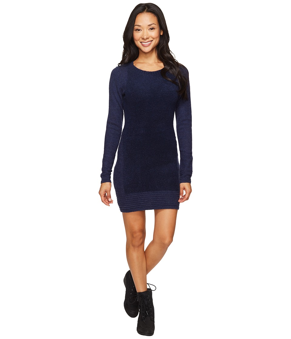 Toad&Co - Kaya Sweater Dress (Deep Navy) Women's Dress