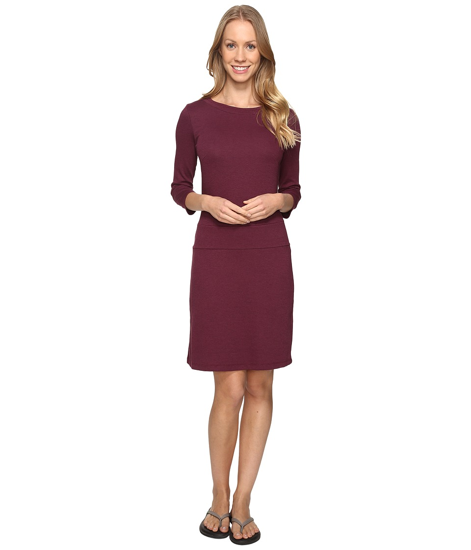 Toad&Co - Nixi Dress (Vino) Women's Dress