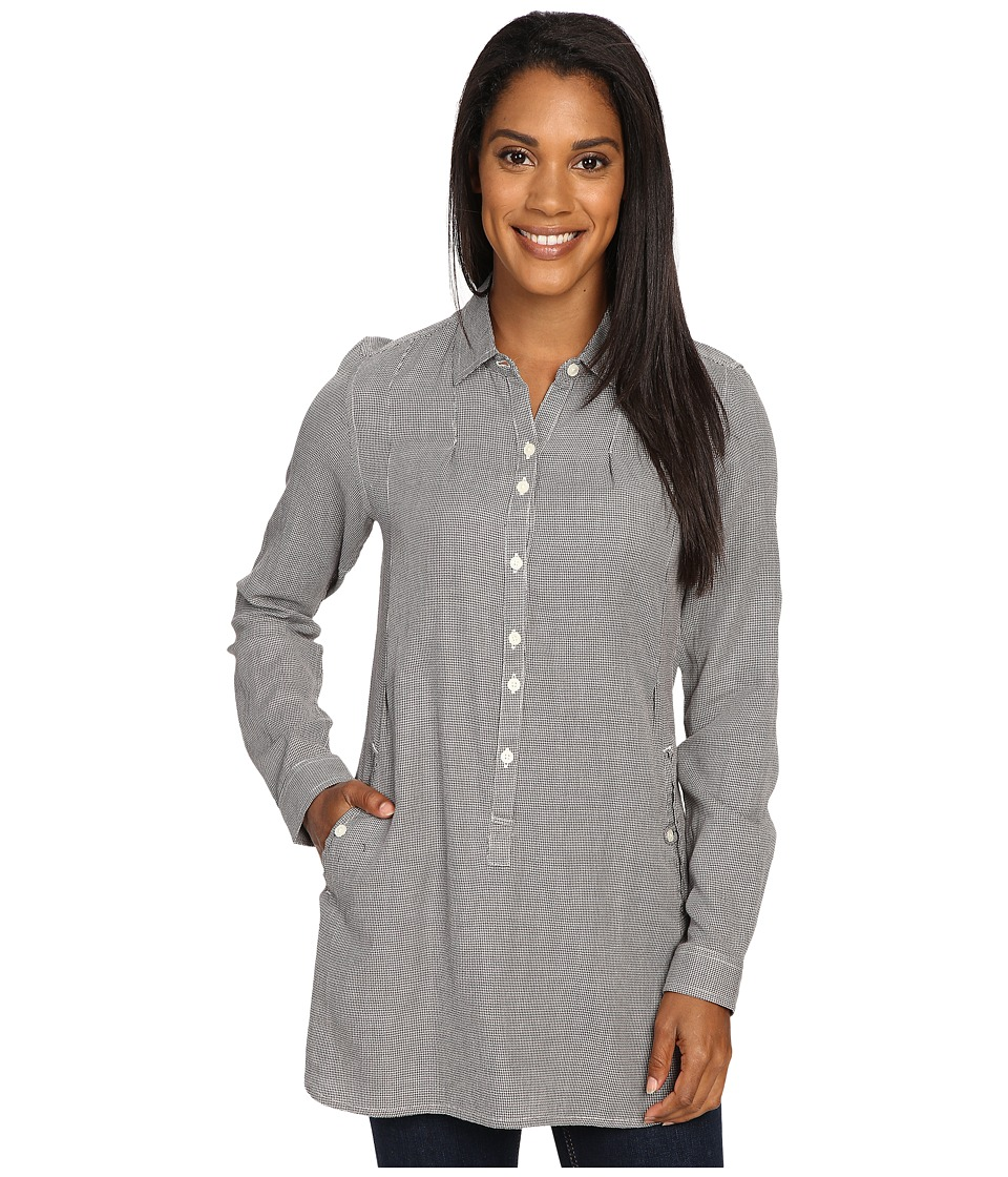 Toad&Co - Mixologist Tunic (Buffalo) Women's Blouse
