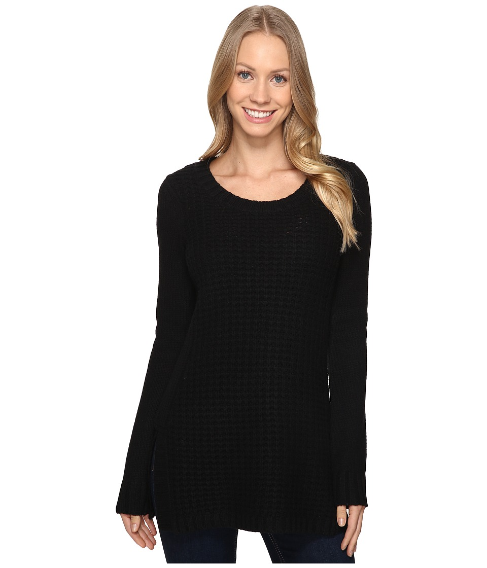 Toad&Co - Kinley Sweater Tunic (Black) Women's Blouse