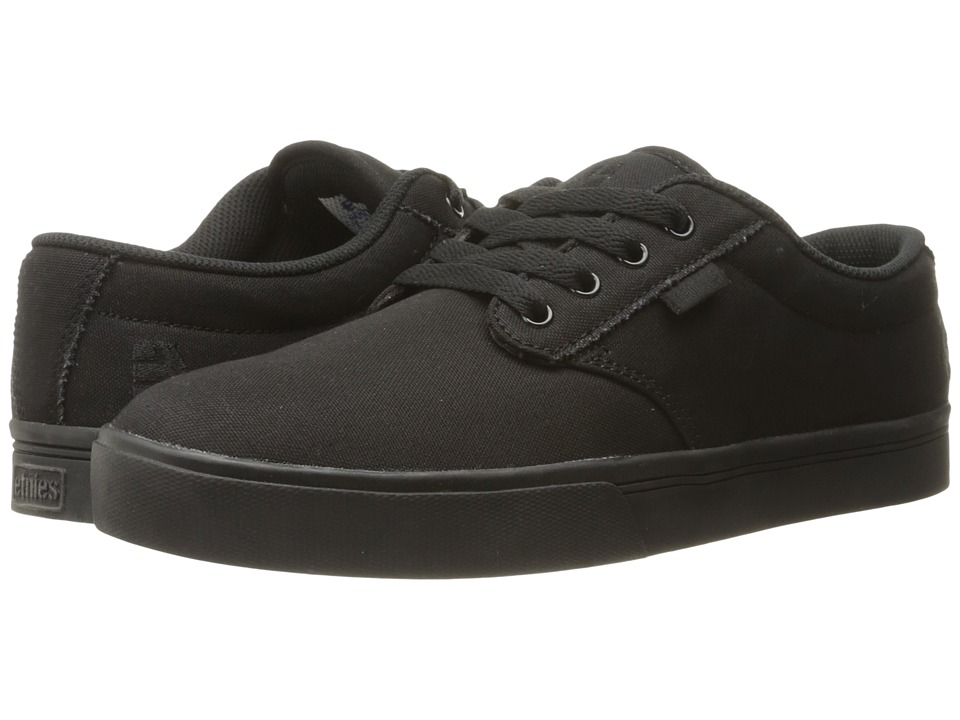 etnies - Jameson 2 Eco (Black/Black/Black) Men's Skate Shoes