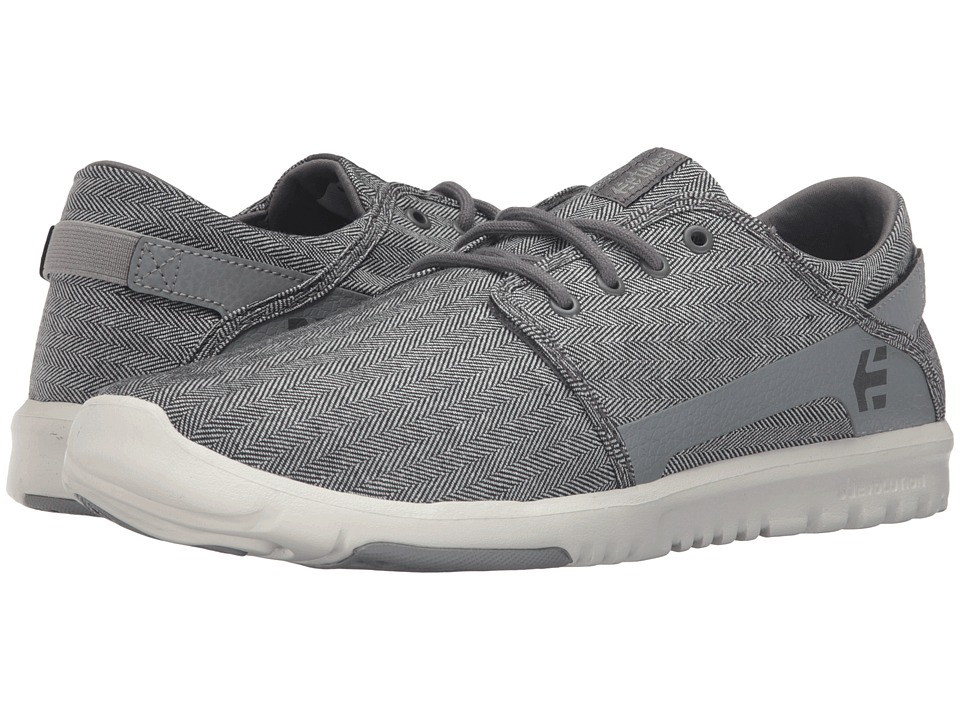 etnies - Scout (Grey/Heather) Men's Skate Shoes