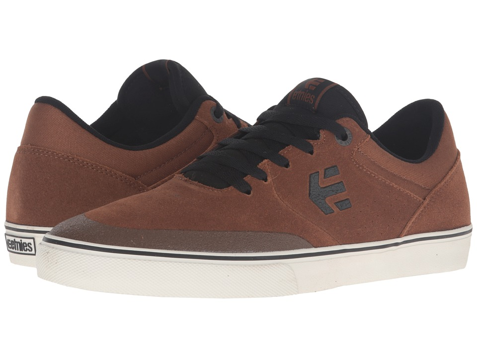 etnies - Marana Vulc (Brown) Men's Skate Shoes