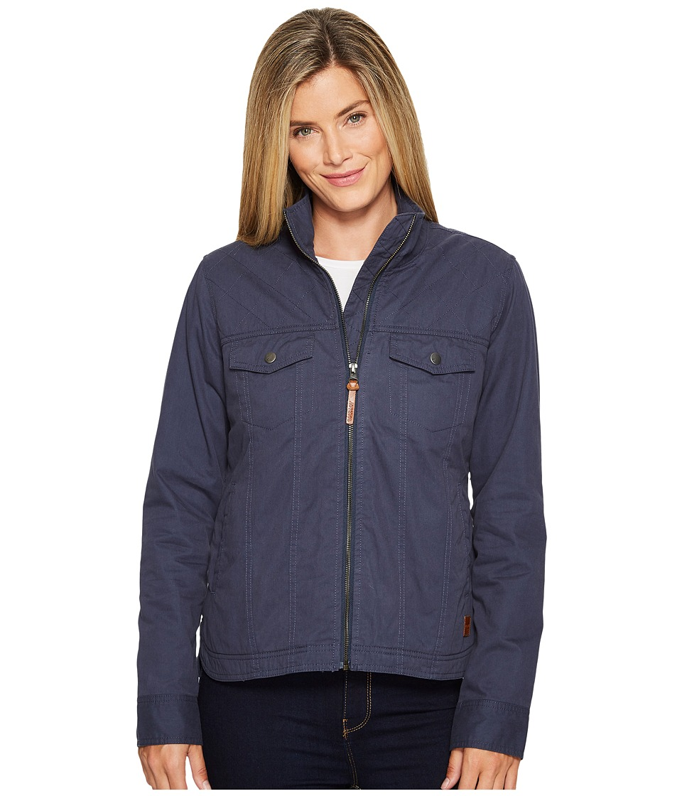 Toad&Co - Kenai Quilted Jacket (Night Sky) Women's Coat