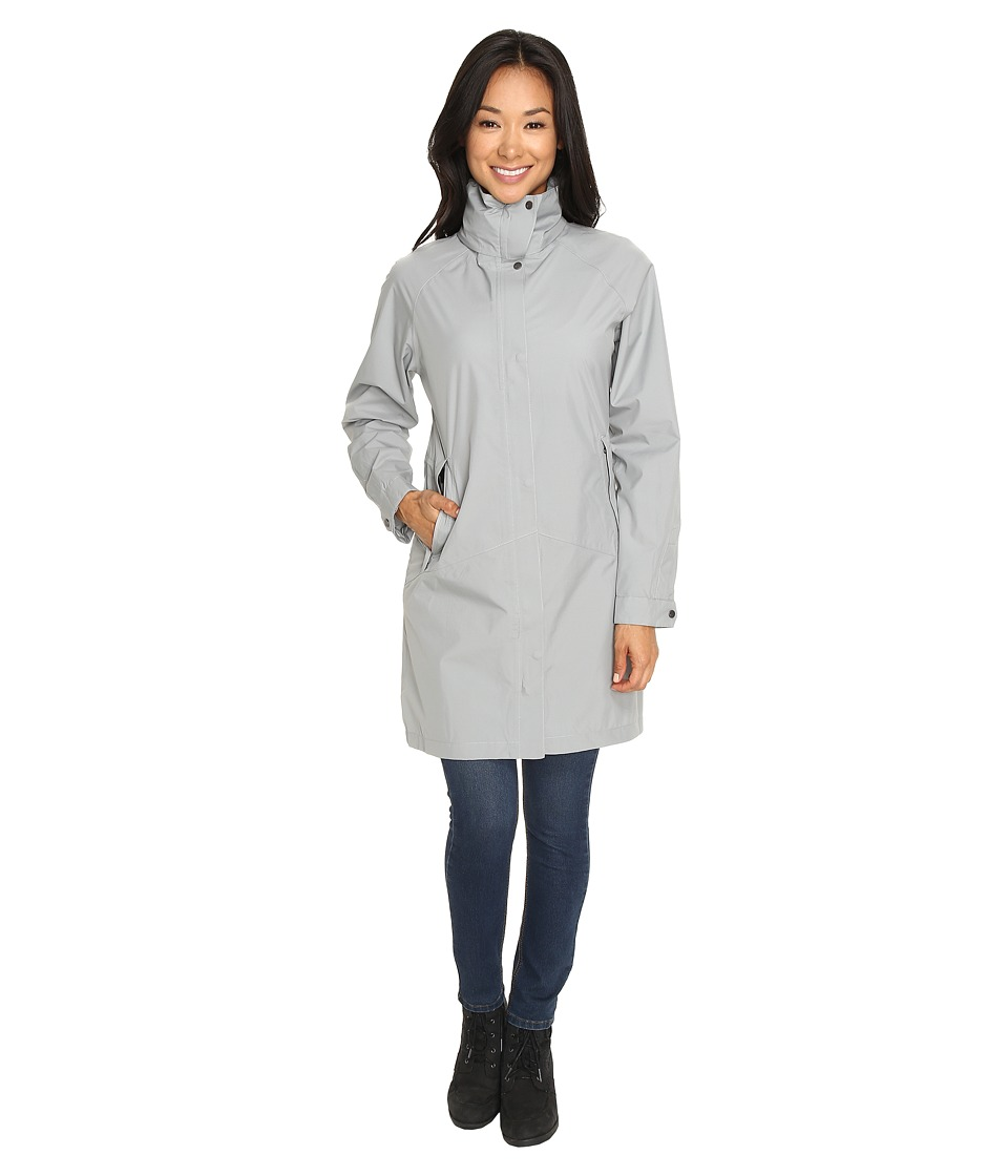 Toad&Co - Overshadow Trench (Light Ash) Women's Coat