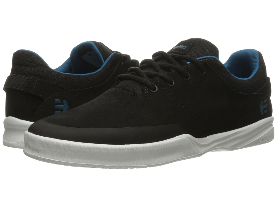 etnies - Highlite (Black/Blue/White) Men's Skate Shoes