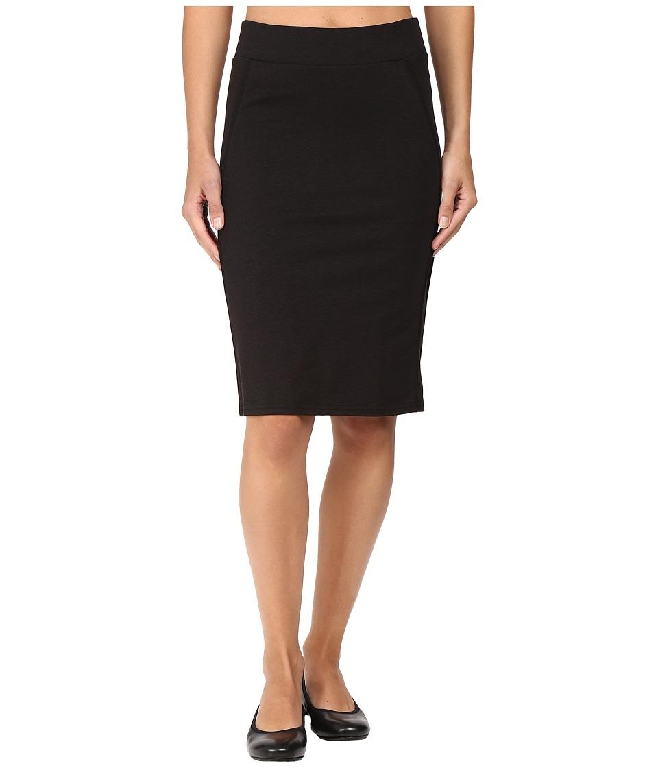 Toad&Co - Middleton Skirt (Black) Women's Skirt
