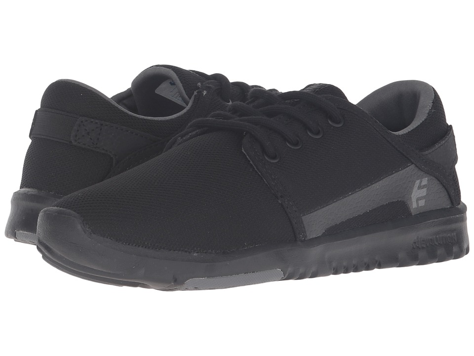 etnies Scout W (Black/Black/Grey) Women