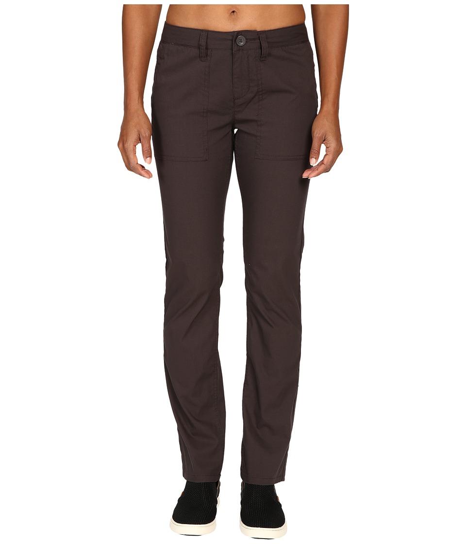 Toad&Co - Bristlecone Straight Legging (Buffalo) Women's Casual Pants