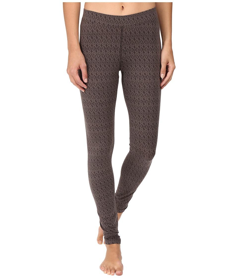Toad&Co - Printed Lean Leggings (Buffalo Geo Print) Women's Casual Pants