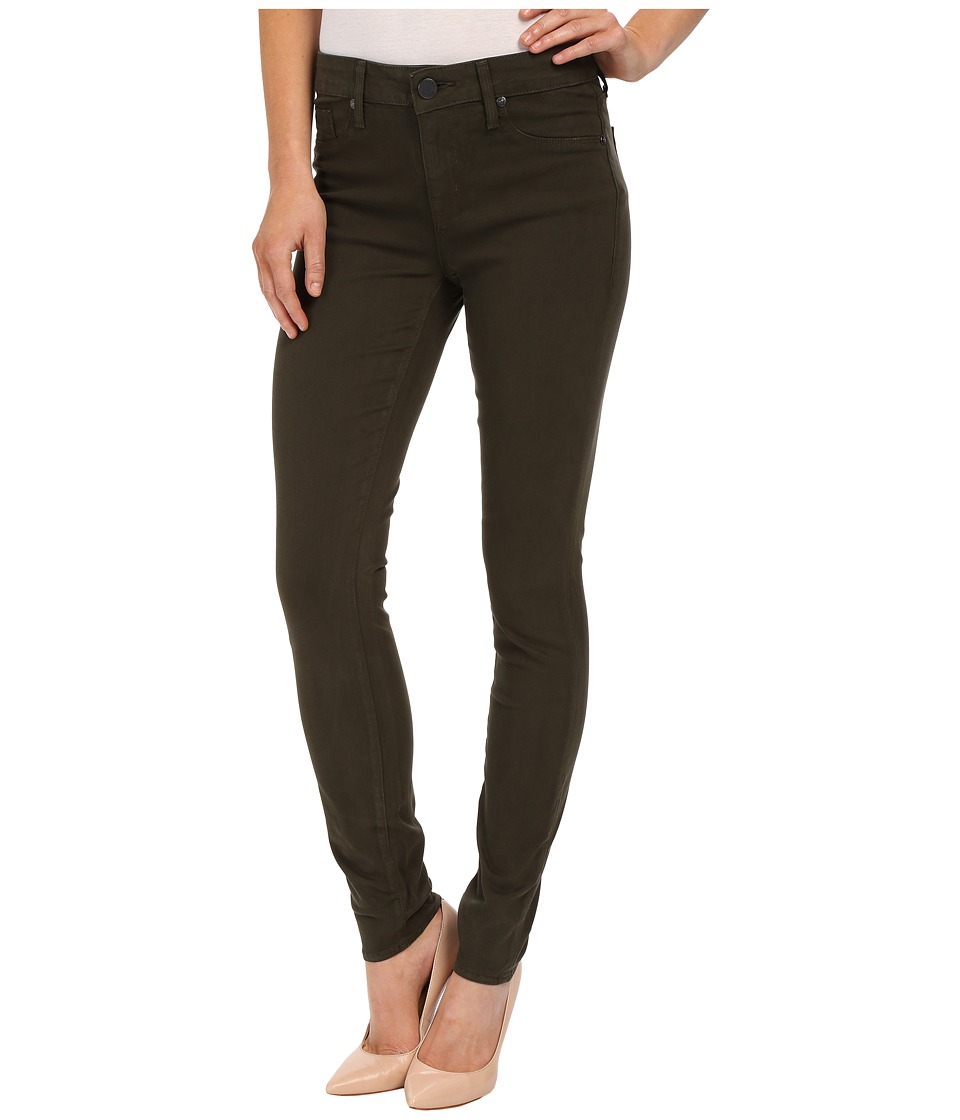 Parker Smith - Ava Skinny Jeans in Olive (Olive) Women's Jeans
