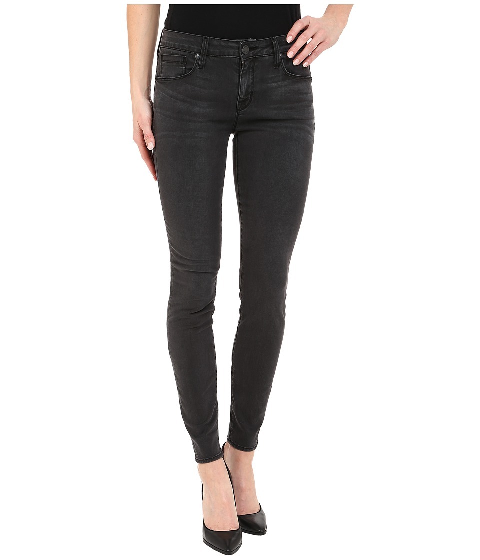 Parker Smith - Ava Skinny Jeans in Pewter (Pewter) Women's Jeans