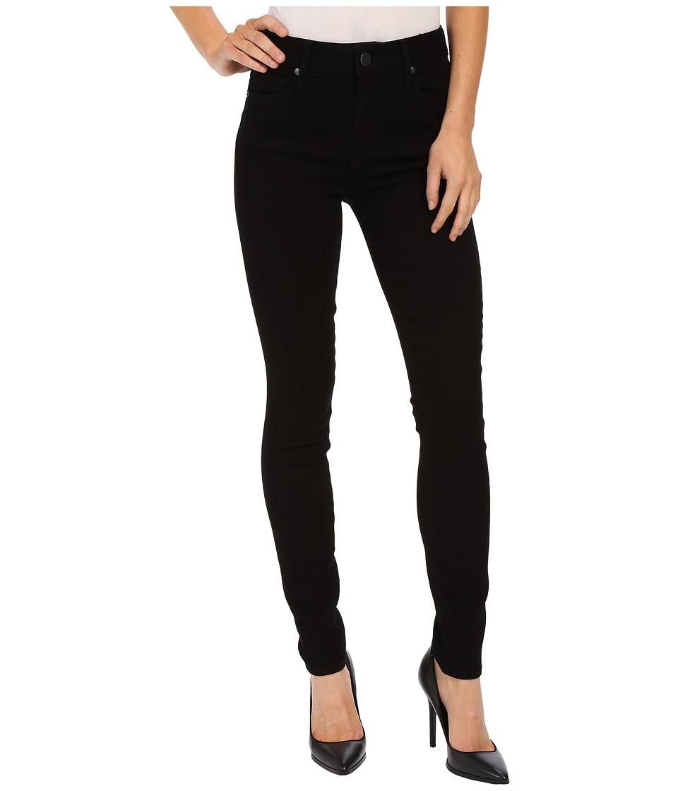Parker Smith - Bombshell High Rise Skinny Jeans in Noir (Noir) Women's Jeans