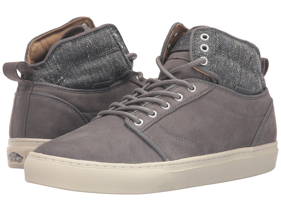 Vans Alomar ((Tweed) Gray) Men