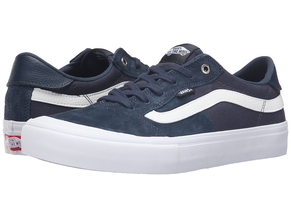 Vans - Style 112 Pro (Midnight Navy) Men's Skate Shoes